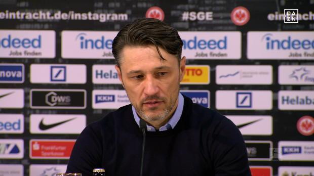 """Kovac happy: """"Gute Leistung meiner Mannschaft"""""""