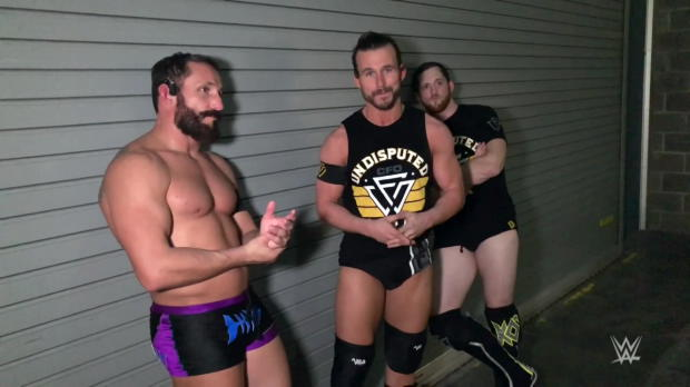 Adam Cole promises to change NXT forever by dethroning NXT Champion Drew McIntyre in San Antonio on Friday, Nov. 17