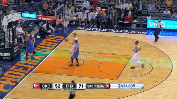 Assist of the Night - Russell Westbrook