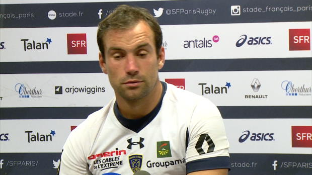 Top 14 - 3e j. : Parra : 'On aurait pu tenir ce match'