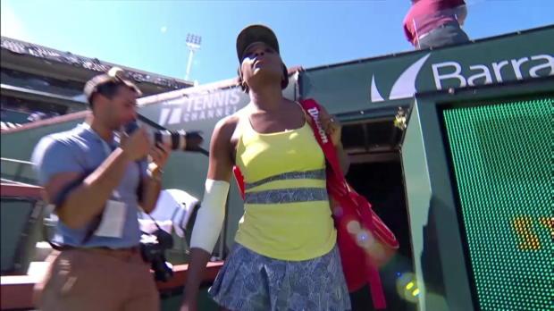 Highlights: Williams - Peng