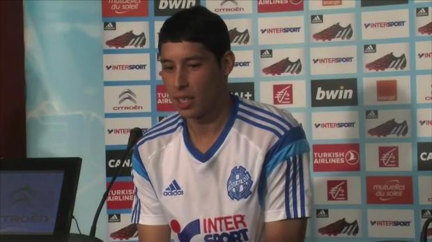 Foot Transfert, Mercato OM - Barrada�: 'Je voulais revenir en Europe'