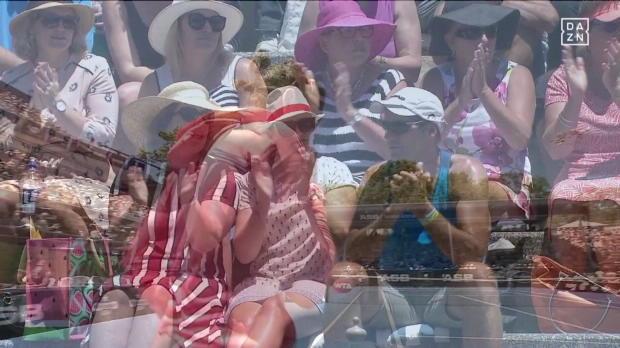 WTA Auckland: Roundup Viertelfinale