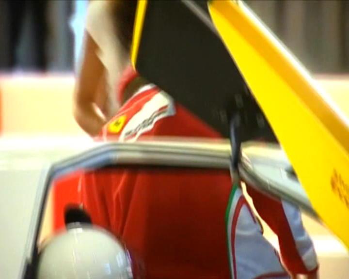 محركات: فورمولا وان: رايكونين يتوقع سباقا صعبا في جائزة المكسيك الكبرى