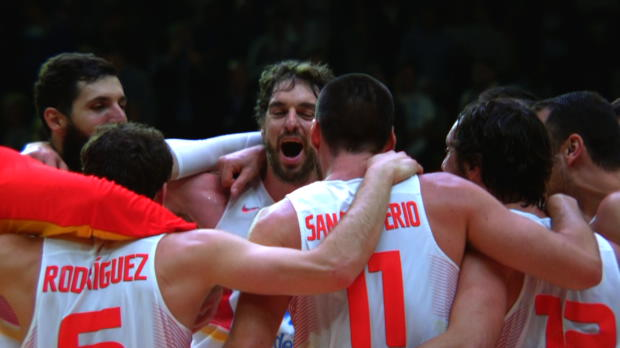 Best of Spain - FIBA EuroBasket 2015