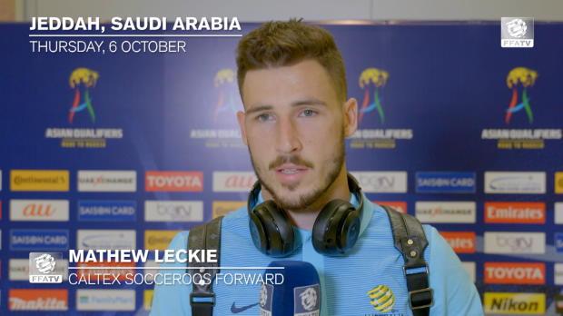 FFA TV | Socceroos share spoils with Saudis