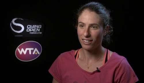 Konta Interview: WTA Beijing SF