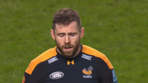 Aviva Premiership : Aviva Premiership - Elliot Daly - Wasps Highlights