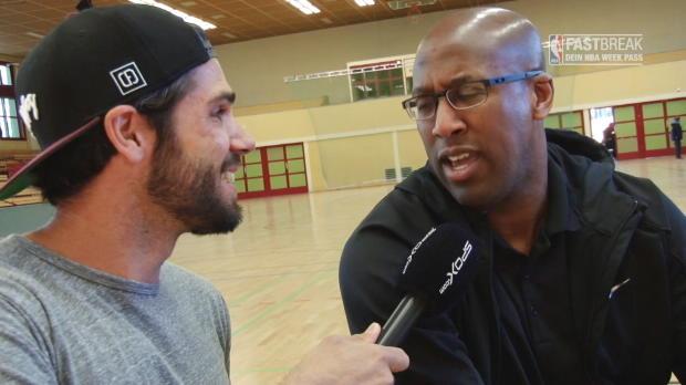 """Fastbreak: Brown: """"LeBron macht alle besser"""""""