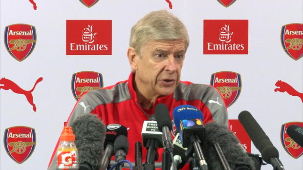 """Wenger: China? """"England am besten für Profis"""""""