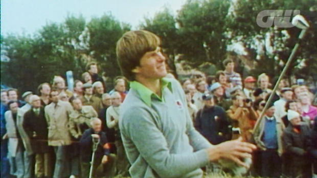 Top 5: Sir Nick Faldo Ryder Cup moments