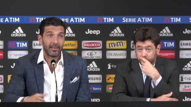 "Buffon: ""Das solideste Juventus aller Zeiten"""