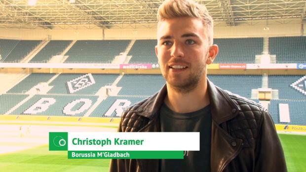"""Bundesliga: Kramer über Cuisance: """"So war ich auch früher"""""""