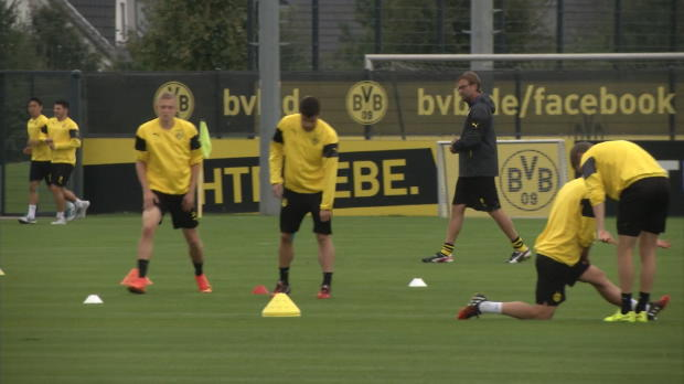 Foot : LDC - Groupe D : Dortmund-Arsenal, comme on se retrouve !