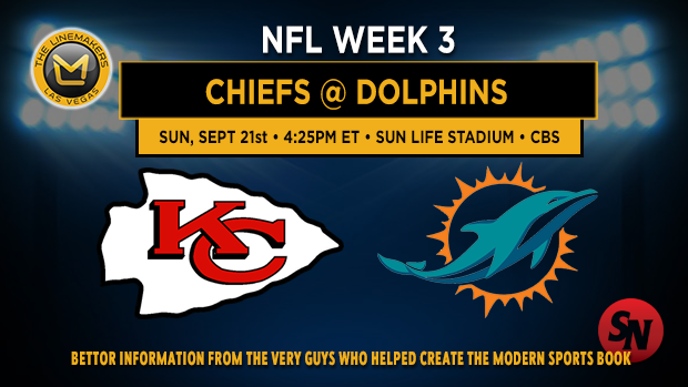 Kansas City Chiefs @ Miami Dolphins