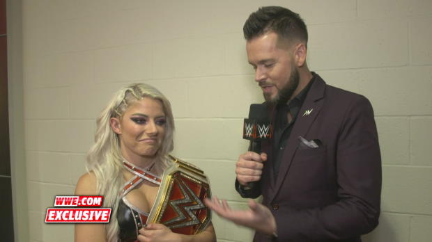 Alexa Bliss discusses beating Nia Jax at her own game: WWE.com Exclusive, July 15, 2018