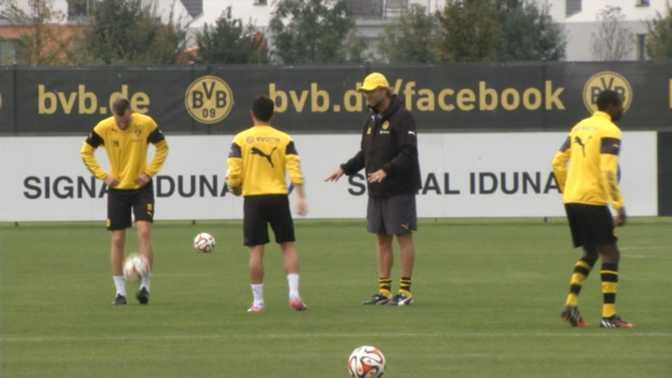 Dortmund : Klopp ne panique pas