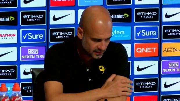 Guardiola: Darum hat sich De Bruyne verletzt