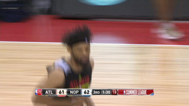Steal of the Night - DeAndre' Bembry