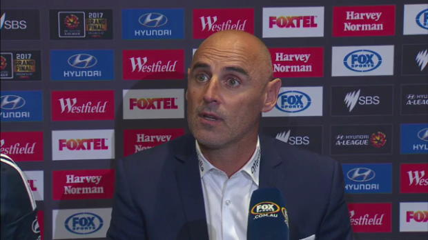 Melbourne Victory Grand Final press conference