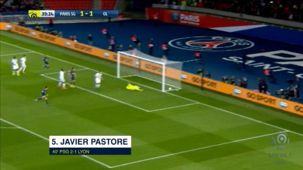 كرة قدم: الدوري الفرنسي: أفضل خمس تمريرات- المرحلة 30