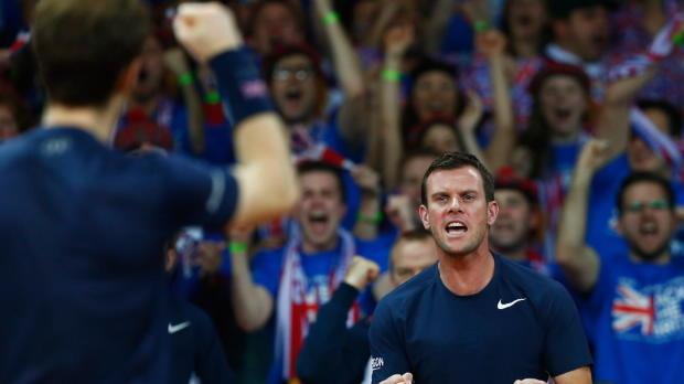 Wimbledon: Murray siegt und fehlt im Davis Cup
