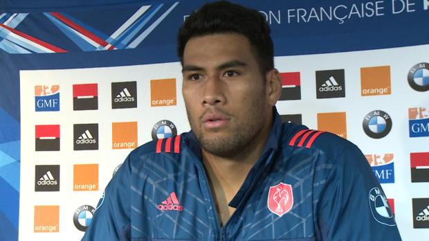 XV de France - Vahaamahina - 'Ne pas regarder jouer les Néo-Zélandais'