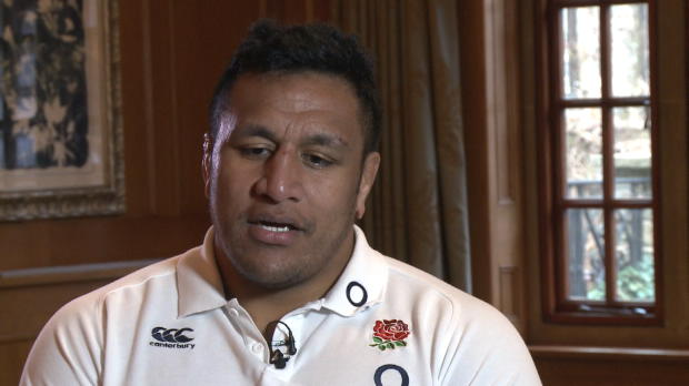 Vunipola impressed by 'enthusiastic' newcomers to England side