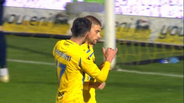 Frosinone 5-1 Livorno, Giornata 15 Serie B 2014/15