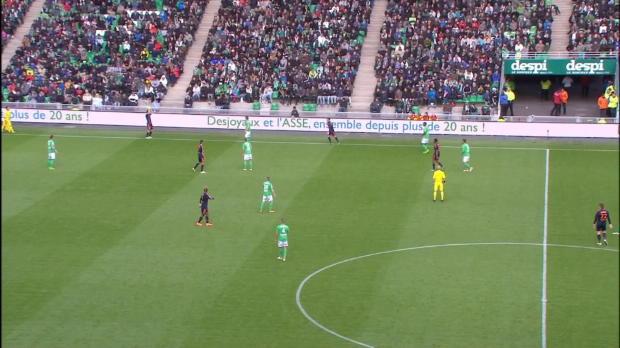 Ligue 1 Round 35: Saint Etienne 2-0 Lorient