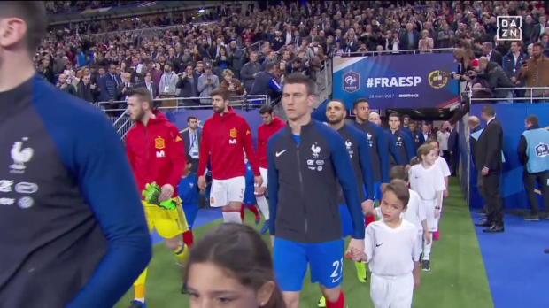 Frankreich - Spanien