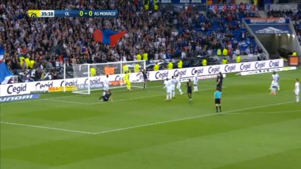 كرة قدم: الدوري الفرنسي: موناكو يعود الى القمة بعد فوز مضنٍ