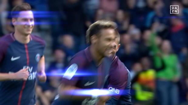 Top 5: So schön traf Neymar in der Ligue 1