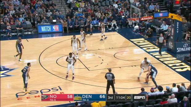 GAME RECAP: Nuggets 146, Pelicans 114