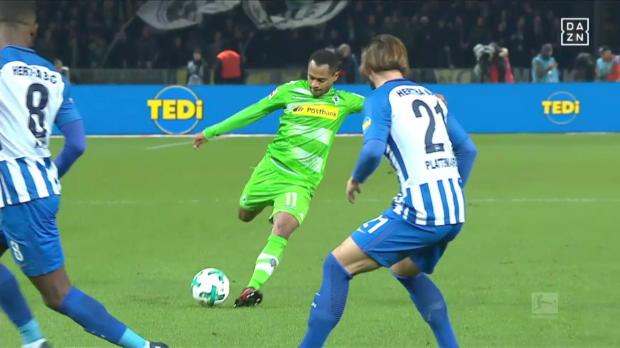 Hertha BSC - Borussia M'Gladbach