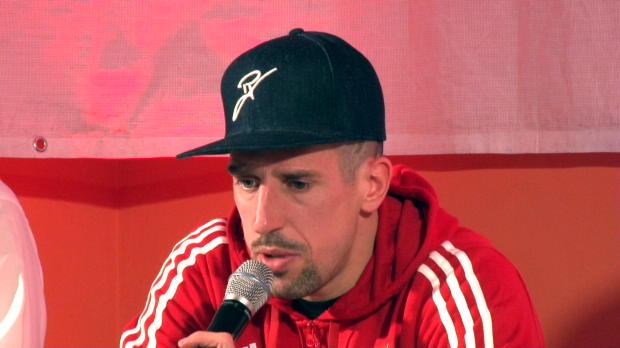 """Ribery: PSG-Sieg """"sehr wichtig für uns"""""""