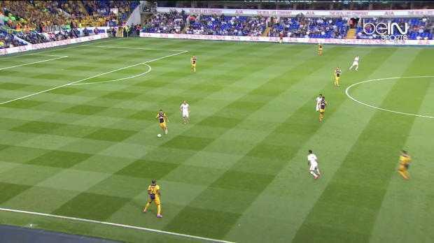 L.Europa : Tottenham 3-0 Limassol