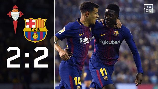 Celta Vigo - FC Barcelona