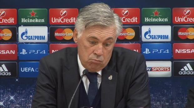 Le technicien italien est revenu sur la performance du Real Madrid après l'écrasante victoire face à Liverpool mercredi soir (0-3). Après avoir glané la C1 pour sa première saison à la tête de l'équipe l'an passé, le Maestro veut faire encore plus fort désormais.