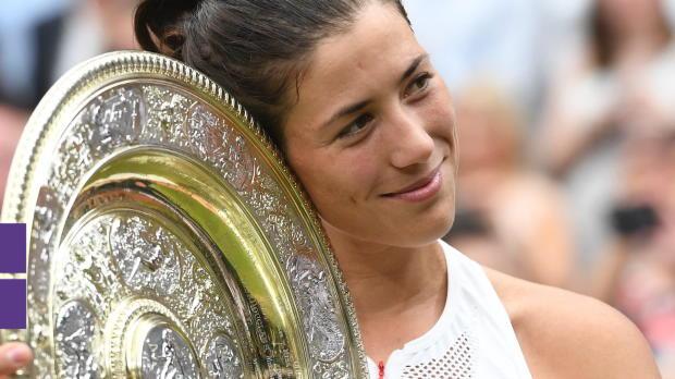 Tennis : Wimbledon - Garbiñe Muguruza est la nouvelle championne