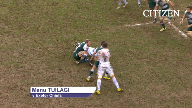 Aviva Premiership - Citizen Try of The Week - Round 15