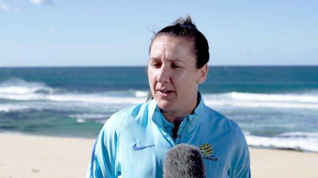 Matildas targeting World Cup success