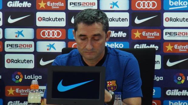 """Valverde: """"Atletico Madrid ist Titelanwärter"""""""