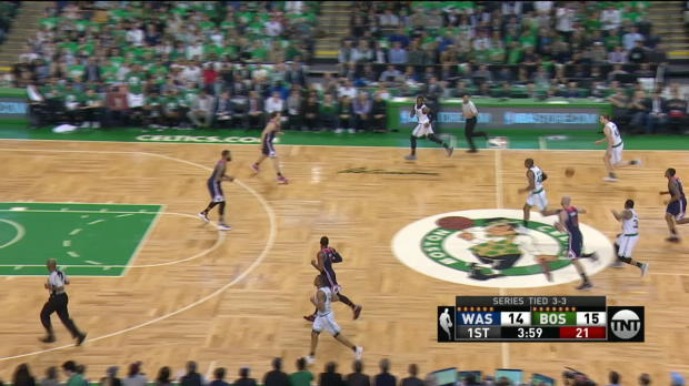 Block of the Night - Avery Bradley