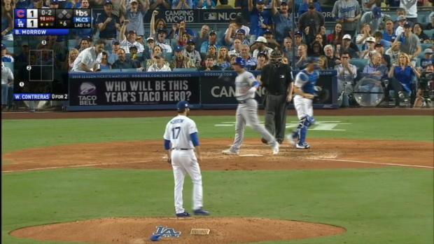 Dodgers bullpen stifles Cubs