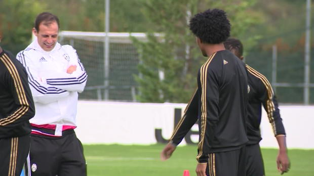 Allegri: Juves Dirigent bald bei Arsenal?