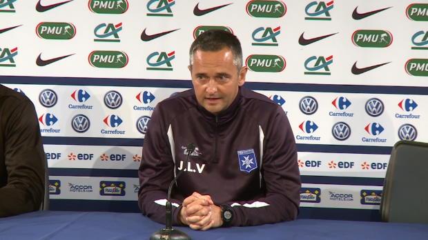 Coupe de France - Vannuchi annonce la couleur
