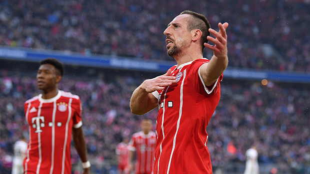 Bayern Gala gegen den HSV