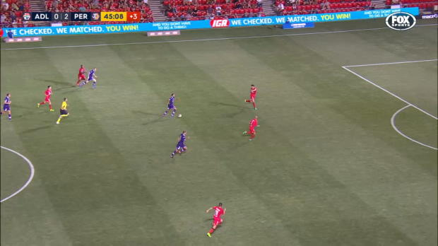 Hyundai A-League Round 19: Top 5 goals