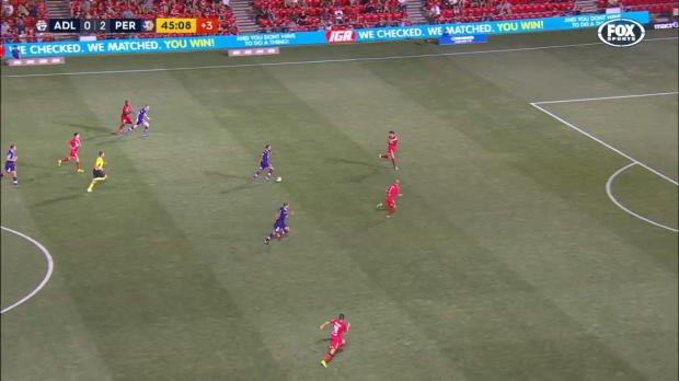 Hyundai A-League Round 19: Top 5 goals